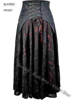 Dark Star by Jordash full length skirt DS/SK/7629
