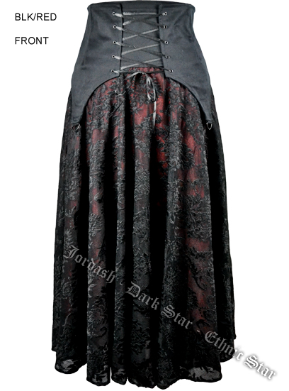 Dark Star by Jordash full length skirt DS/SK/7629
