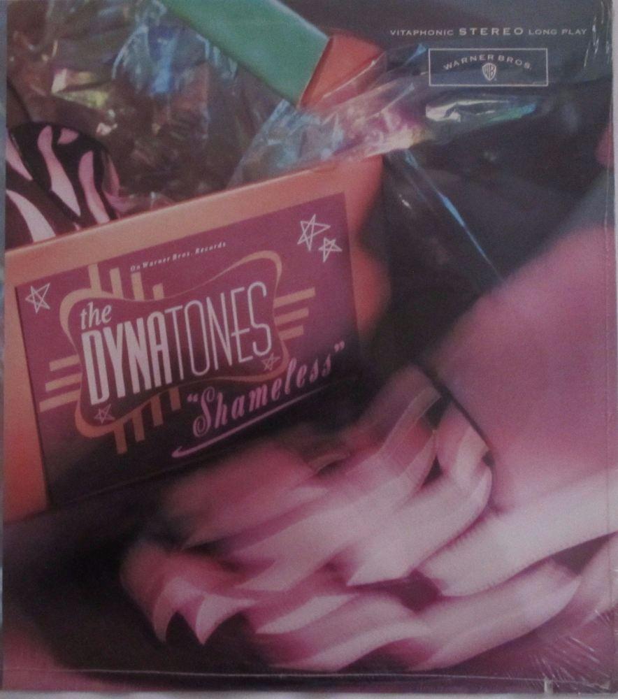 Dynatones  Shameless    1988 U.S.A  Vinyl LP