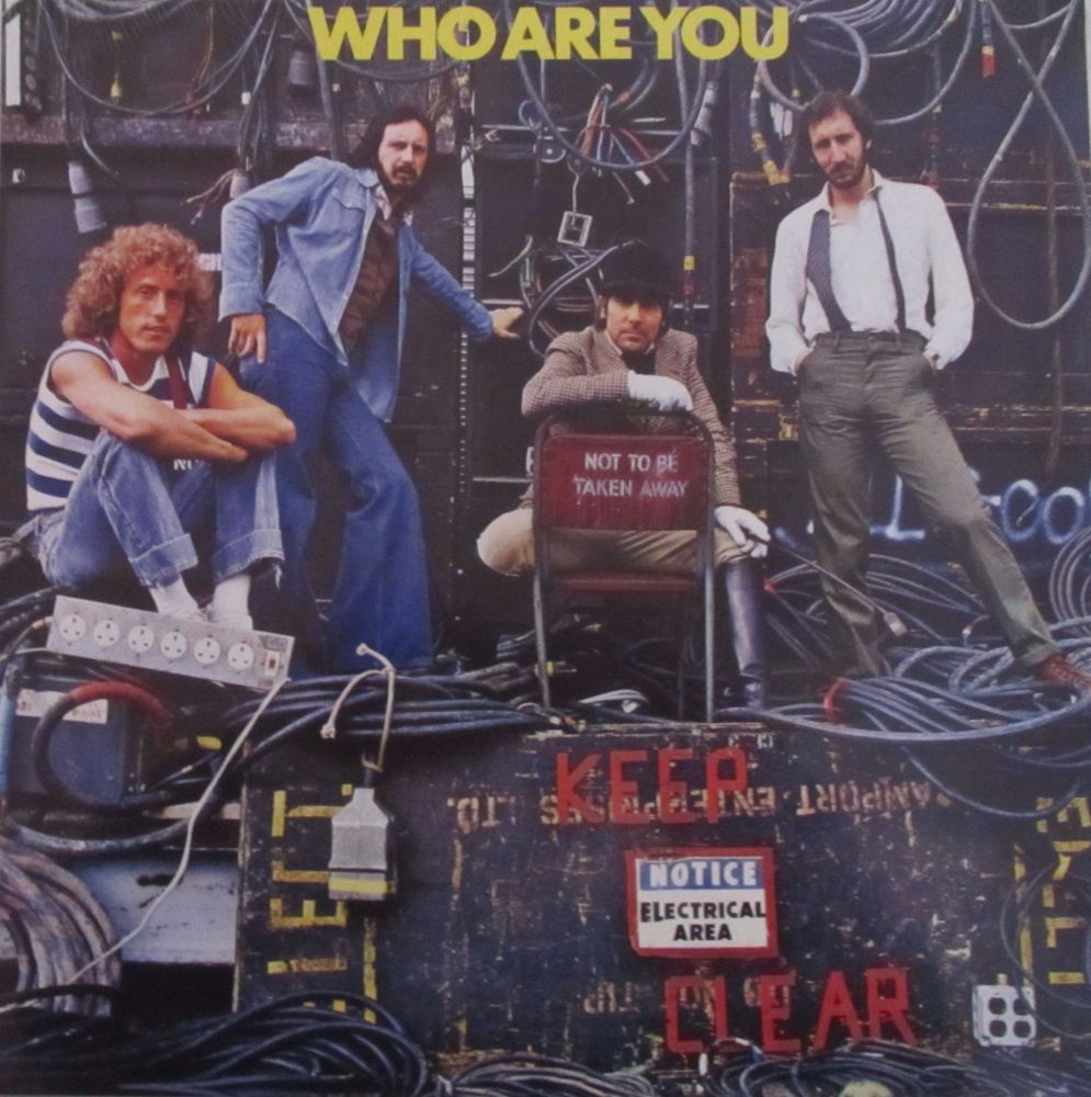 Who   Who Are You      2015 Reissue  Vinyl LP