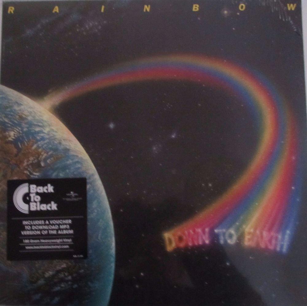 Rainbow   Down To Earth  2015 180 Gram Heavyweight Vinyl +MP3 Download