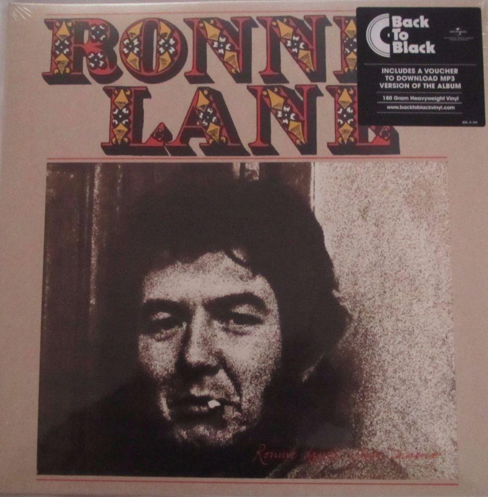 Ronnie Lane 's  Slim Chance  2015  180 Gram Heavyweight Vinyl + MP3 Downloa