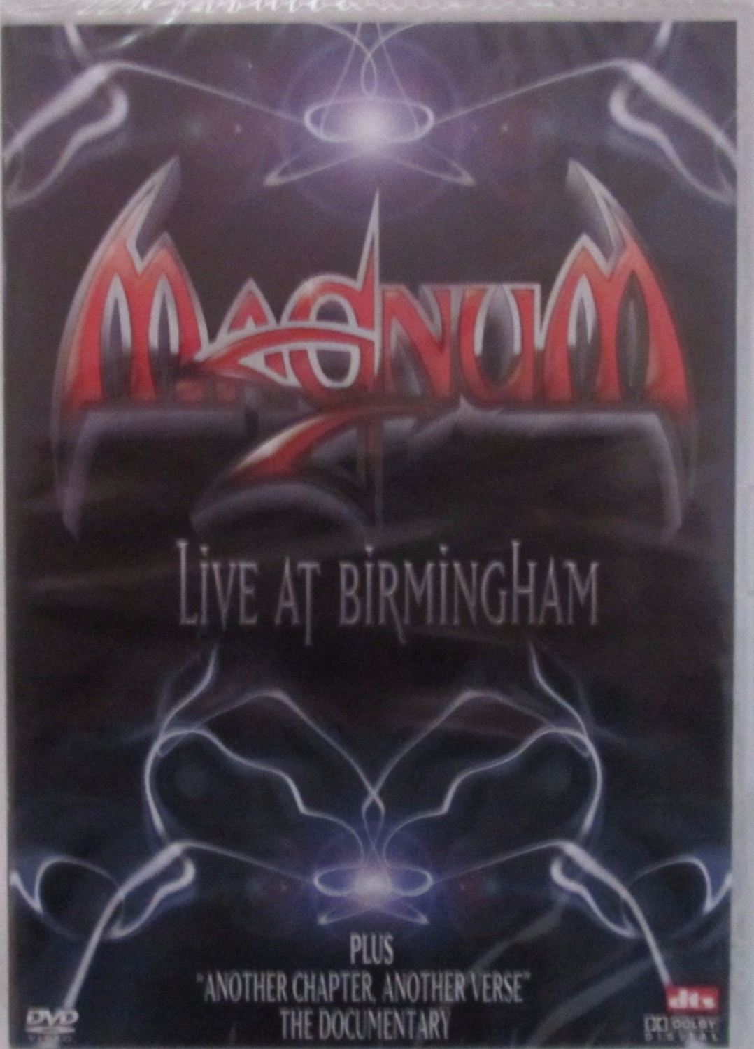 Magnum  - Live At Birmingham  Plus Another Chapter Another Verse -The Docum