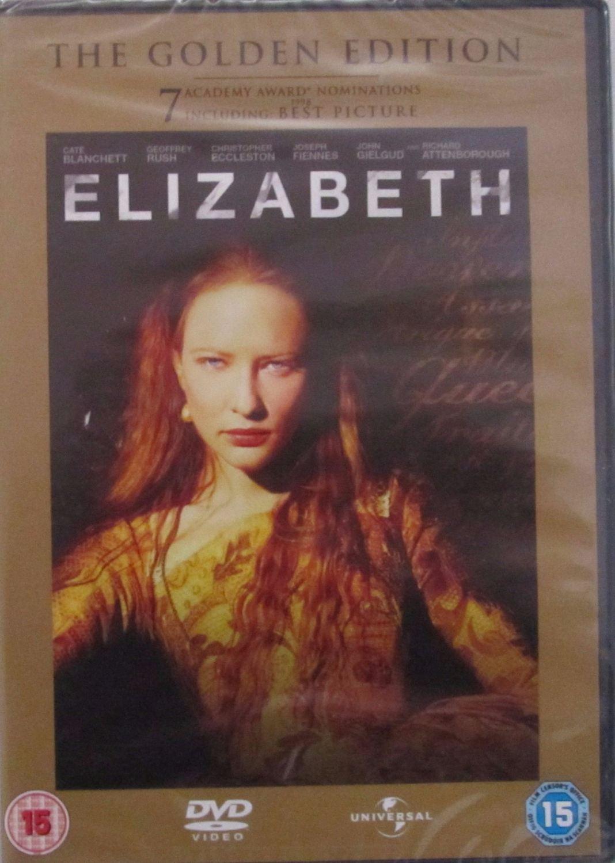 Elizabeth       2007    DVD   Regions 2 / 4 / 5