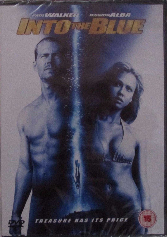Into The Blue       2005 DVD    Region 2