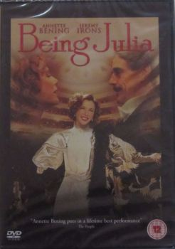 Being Julia        2004 DVD   Region 2