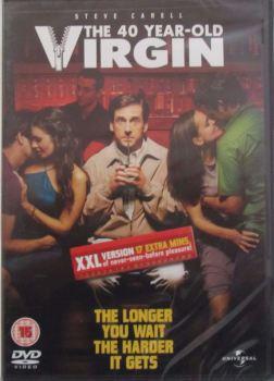The 40 Year-Old Virgin      2005  DVD   Region 2
