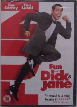 Fun With Dick & Jane       2010 DVD   Region 2