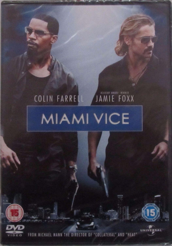 Miami Vice      2006  DVD   Region 2,5,