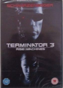 Terminator 3  - Rise Of The Machines      2004 DVD Region 2