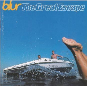 Blur  The Great Escape      1995 CD