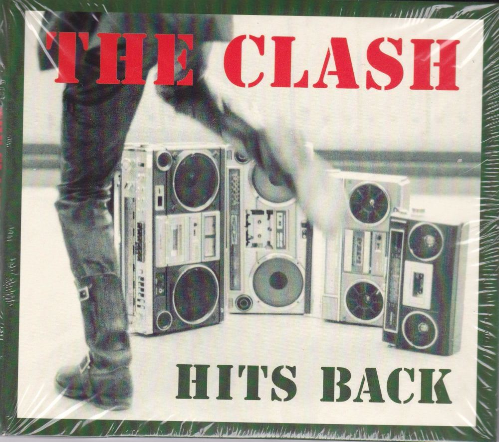 Clash        Hits Back      2013 Double CD