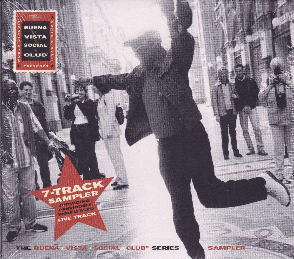 Various Artists The Buena Vista Social Club Series  2000 7-Track Sampler (