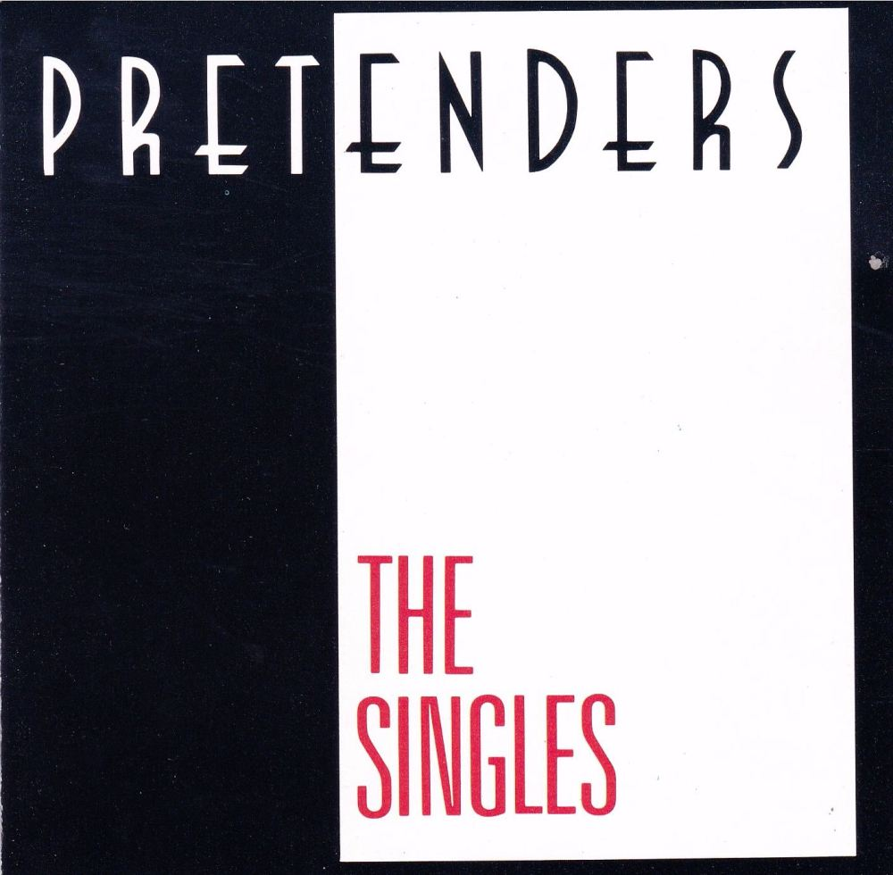 Pretenders        The Singles    ( Best Of )     1987  CD