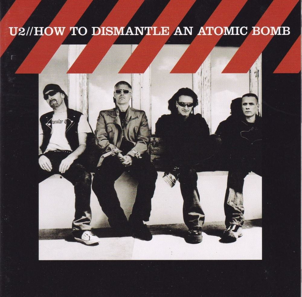 U2    How To Dismantle An Atomic Bomb      2004 CD