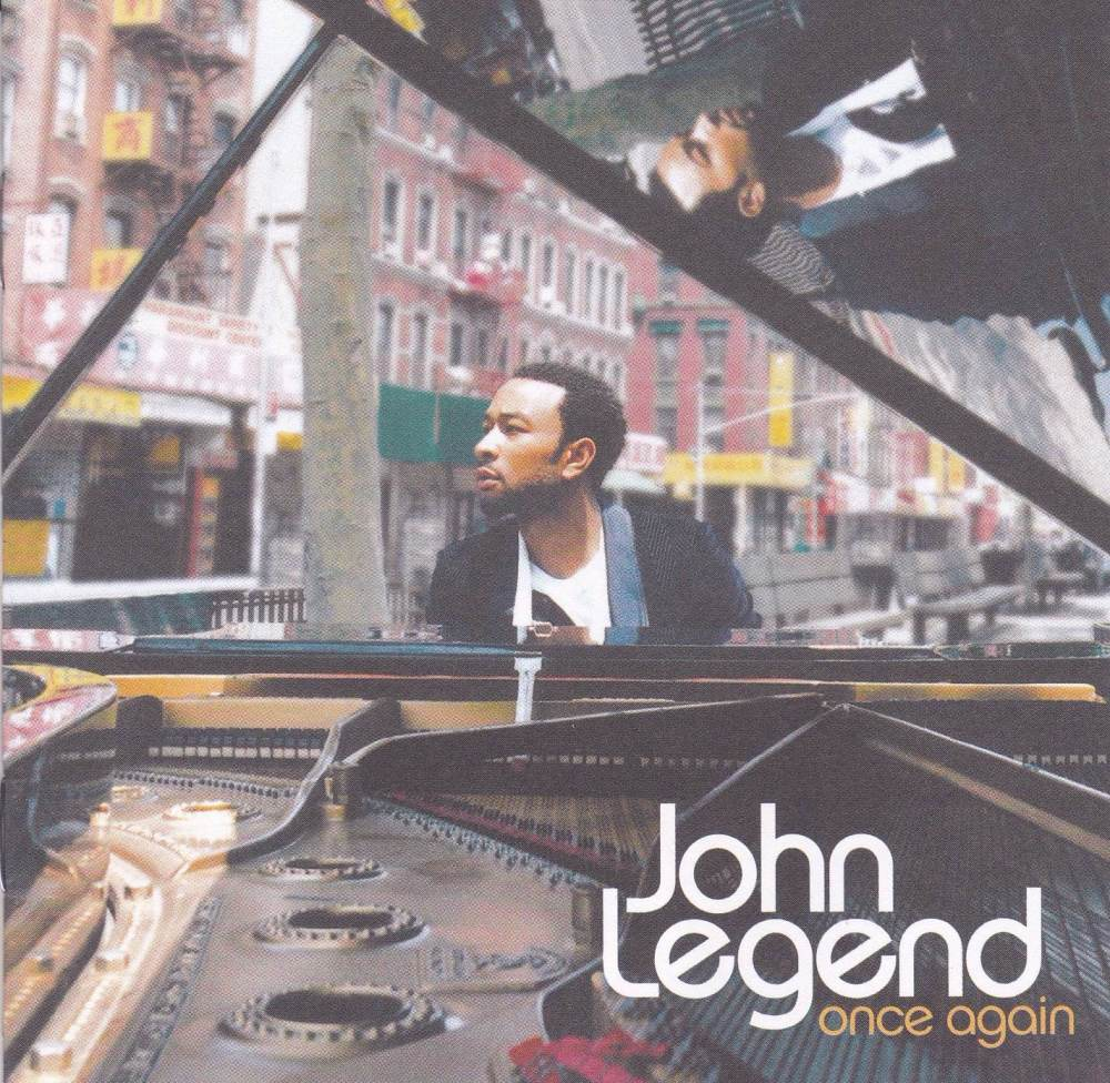John Legend    Once Again      2006 CD