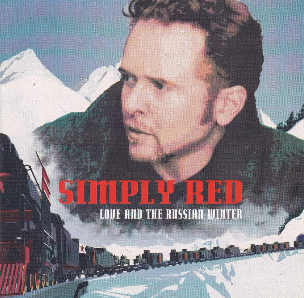Simply Red      Love And The Russian Winter    1999 CD