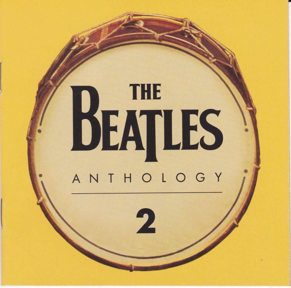 Beatles      Anthology 2    1996 10 Track Promotional CD