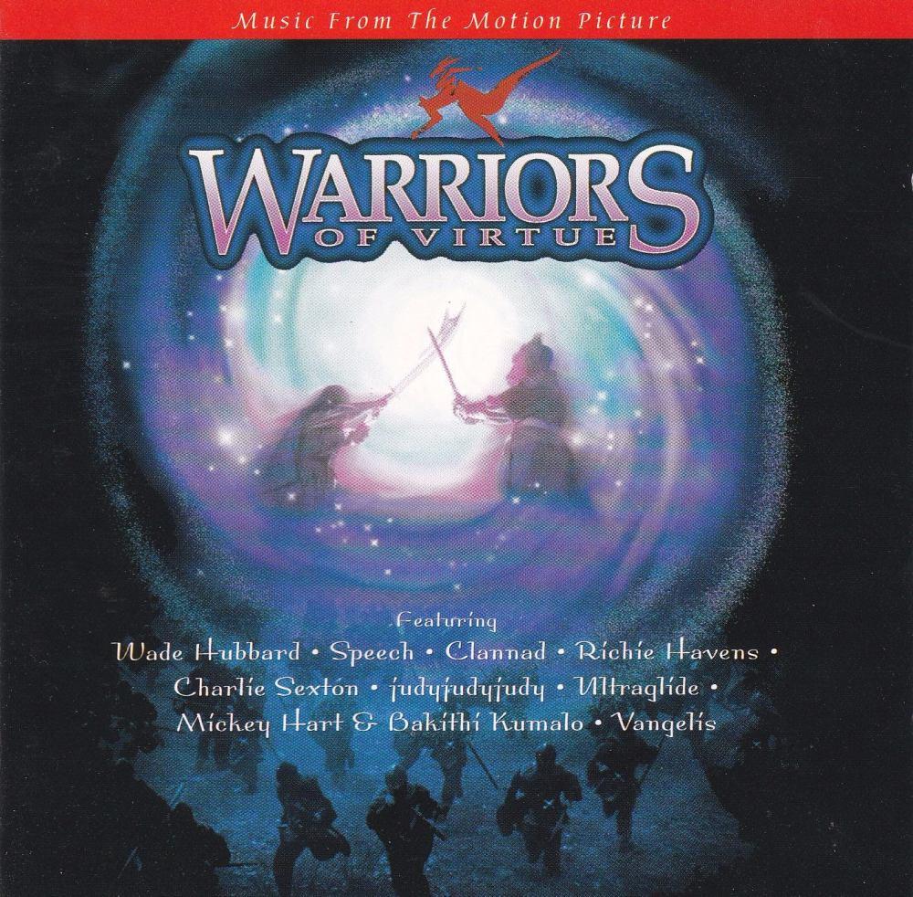 Warriors Of Virtue  Original Soundtrack  Various Artists  1997 CD