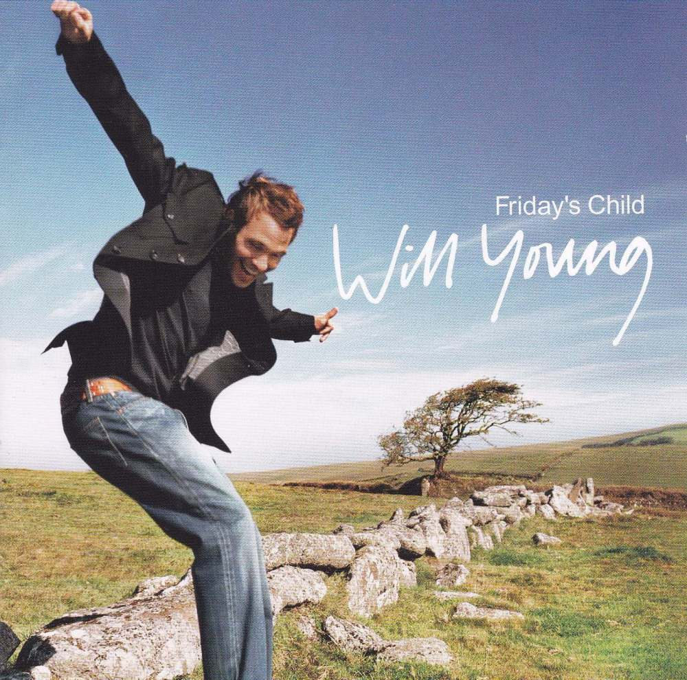 Will Young     Friday's Child     2003 CD
