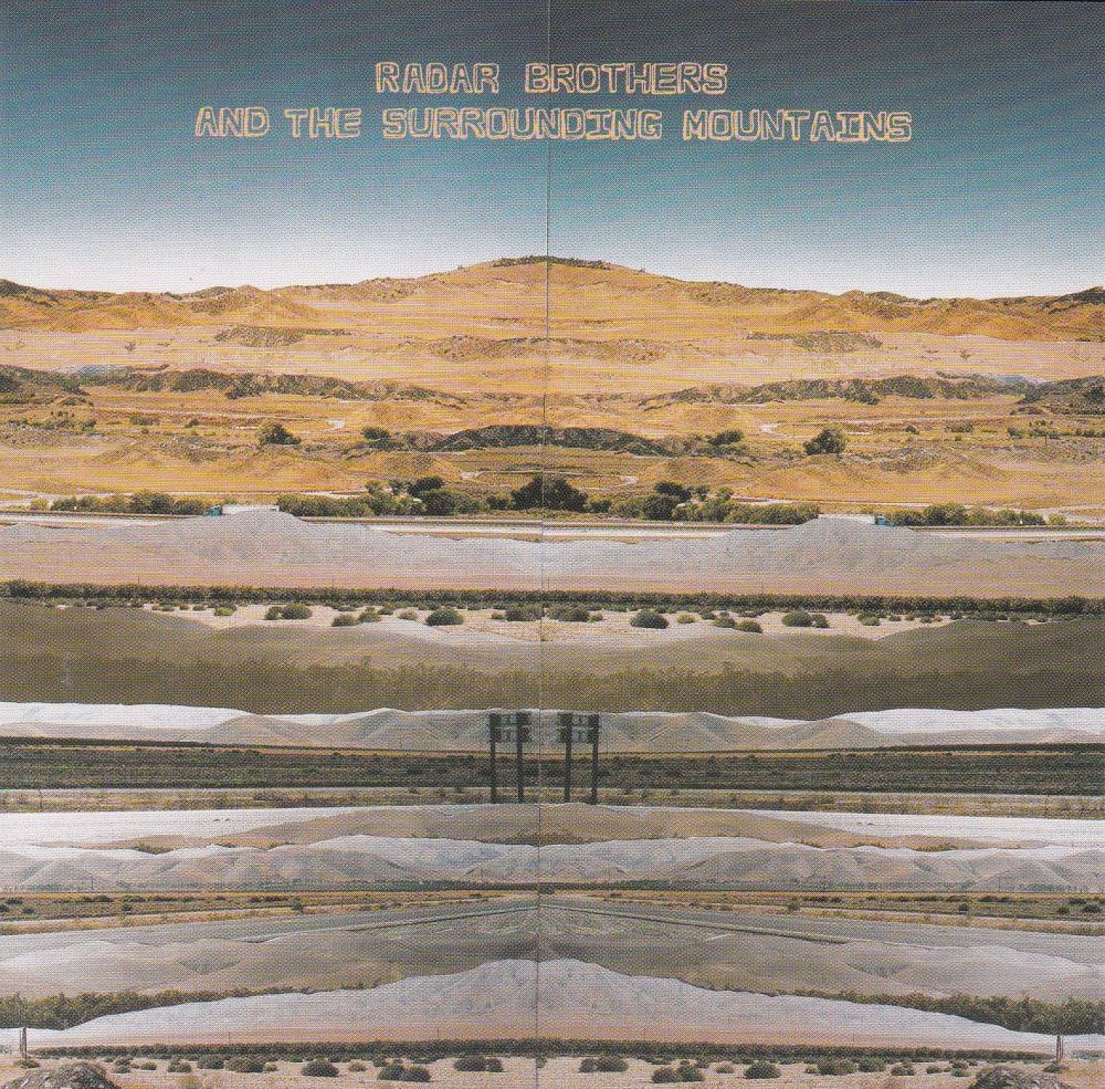 Radar Brothers  And The Surrounding Mountains    2002 CD