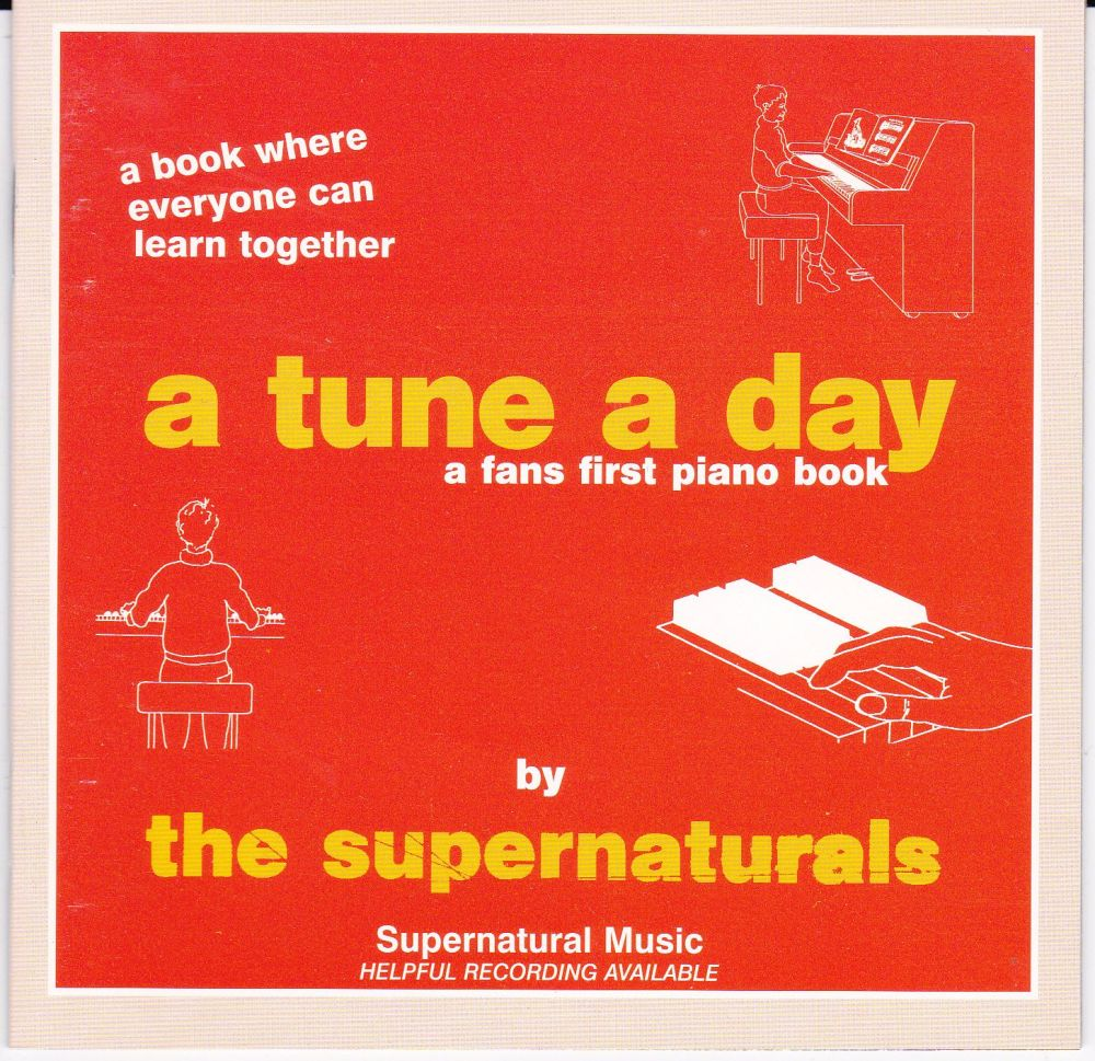 Supernaturals     A tune A Day         1998 CD