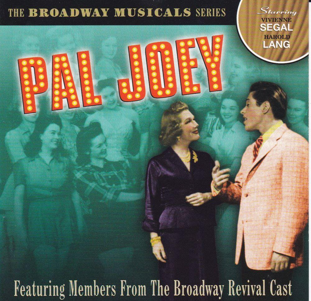 Pal Joey  The Broadway Musical Series    2003 CD
