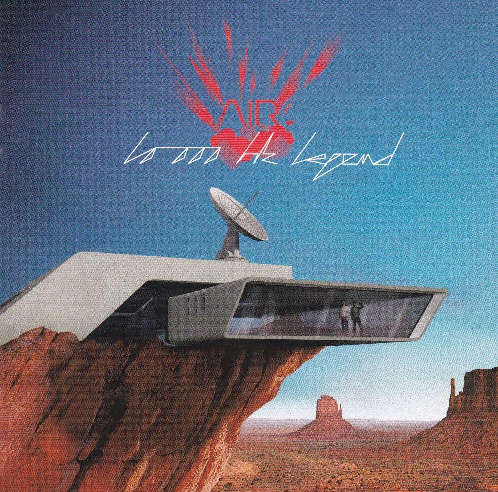 Air    10 000hz Legend         2001 CD