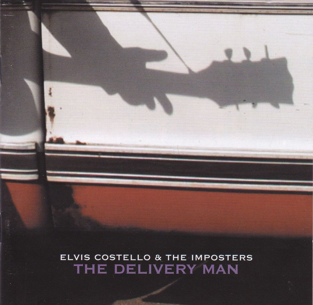 Elvis Costello & The Imposters    The Delivery Man       2004 CD