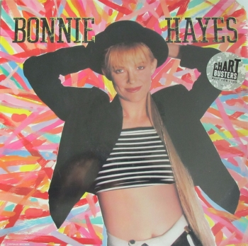 Bonnie Hayes    Bonnie Hayes     1987  U.S.A. Import Vinyl LP