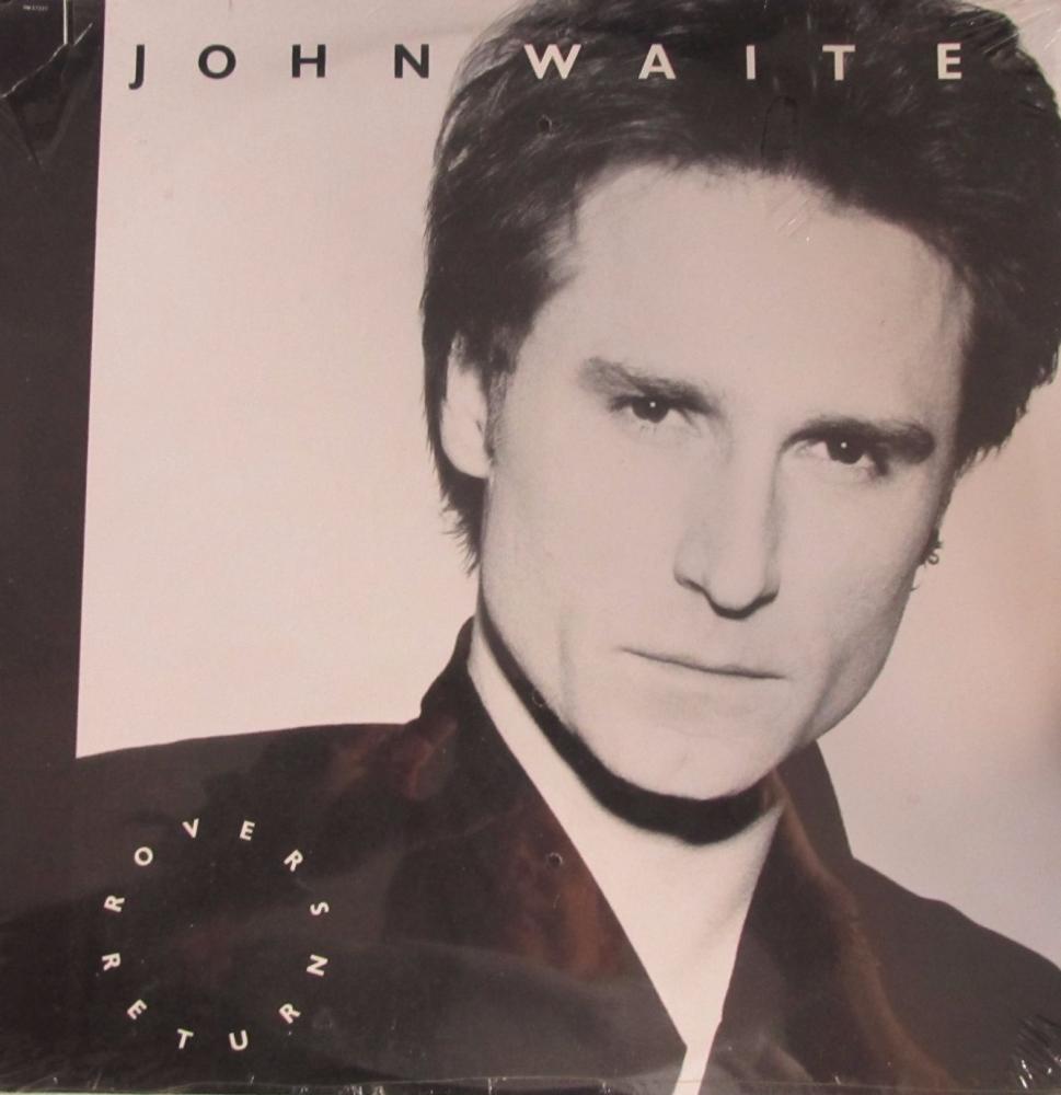 John Waite      Rover's Return     1987  U.S.A Import Vinyl LP