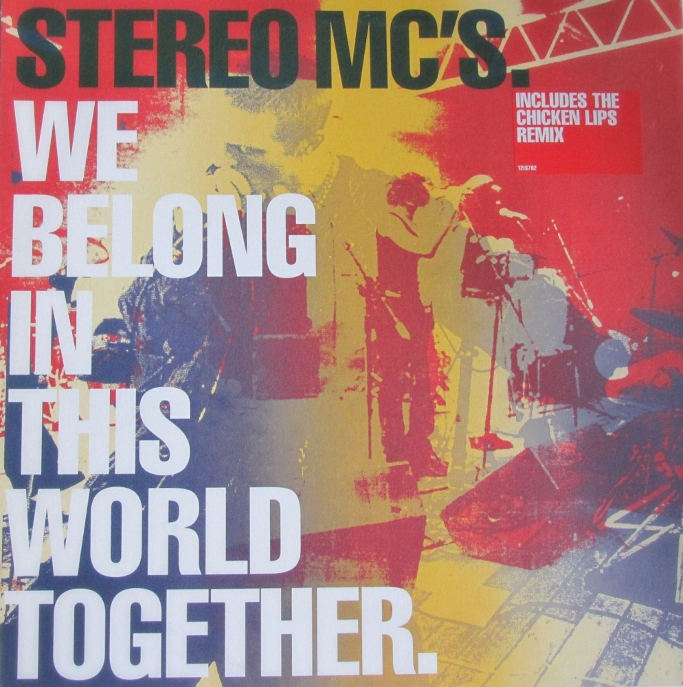 Stereo Mc's   We Belong In This World Together    2000 12