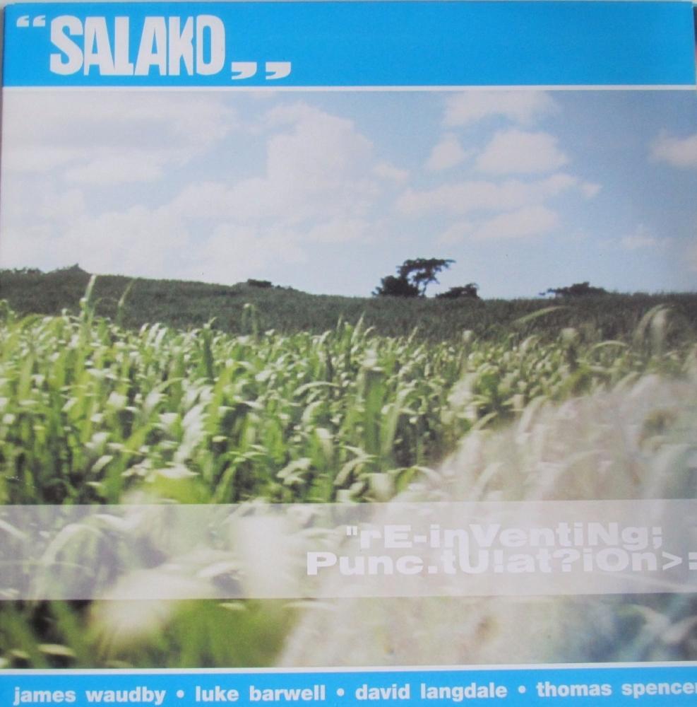 Salako  Reinventing Punctuation       1998 Vinyl LP