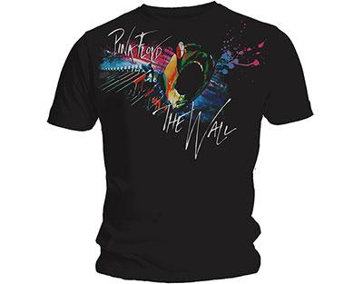Pink Floyd Run Splatter