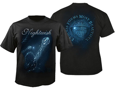 Nightwish Deep Sea Creature T-Shirt