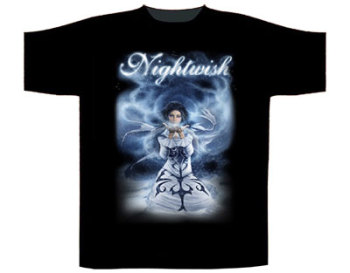 Nightwish Frozen T-Shirt