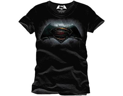 Batman v Superman Logo T-Shirt
