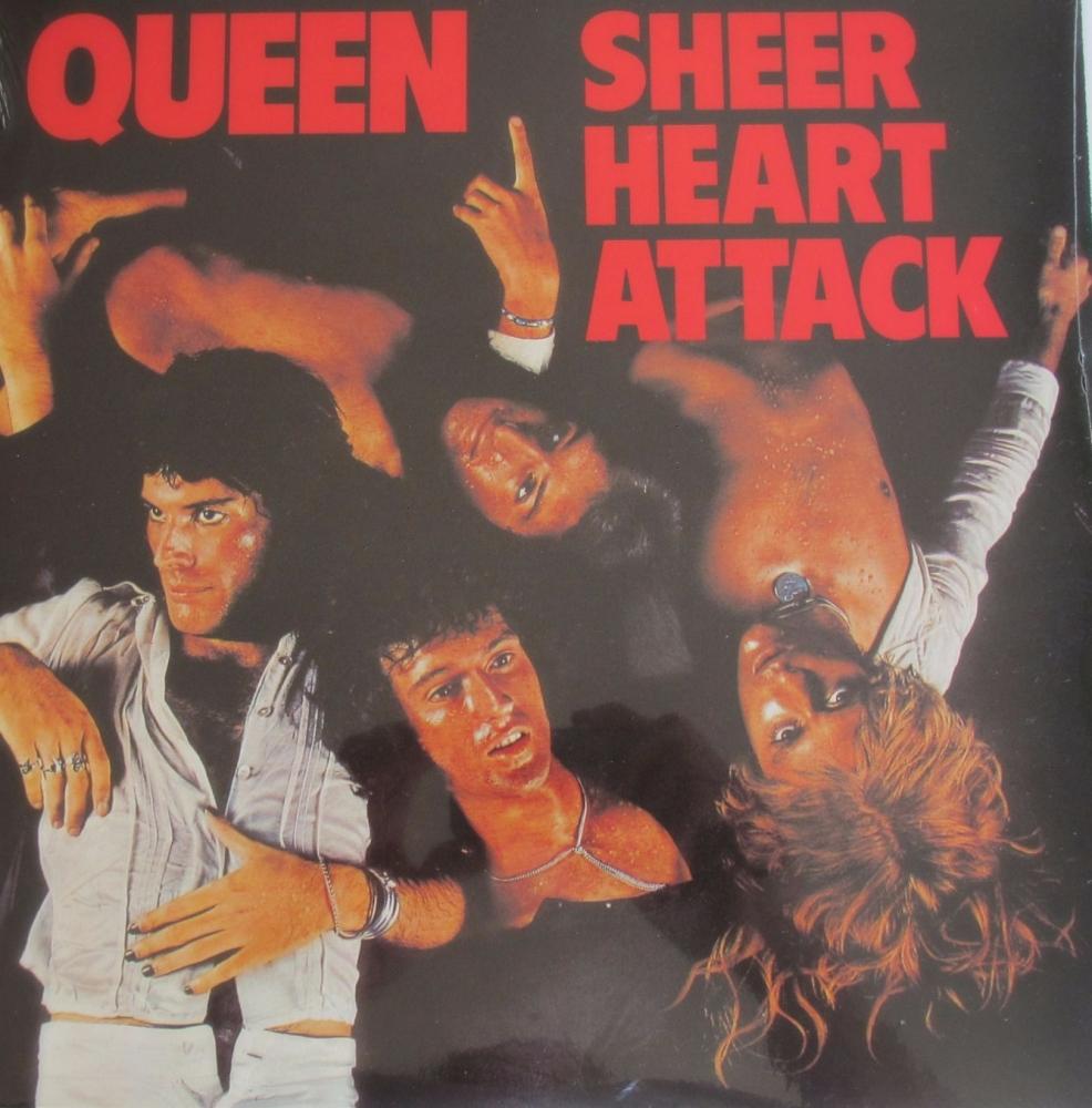 Queen     Sheer Heart Attack     Vinyl LP