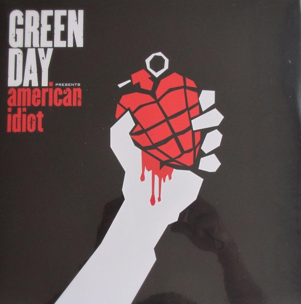 Greenday   American Idiot    Double Vinyl LP