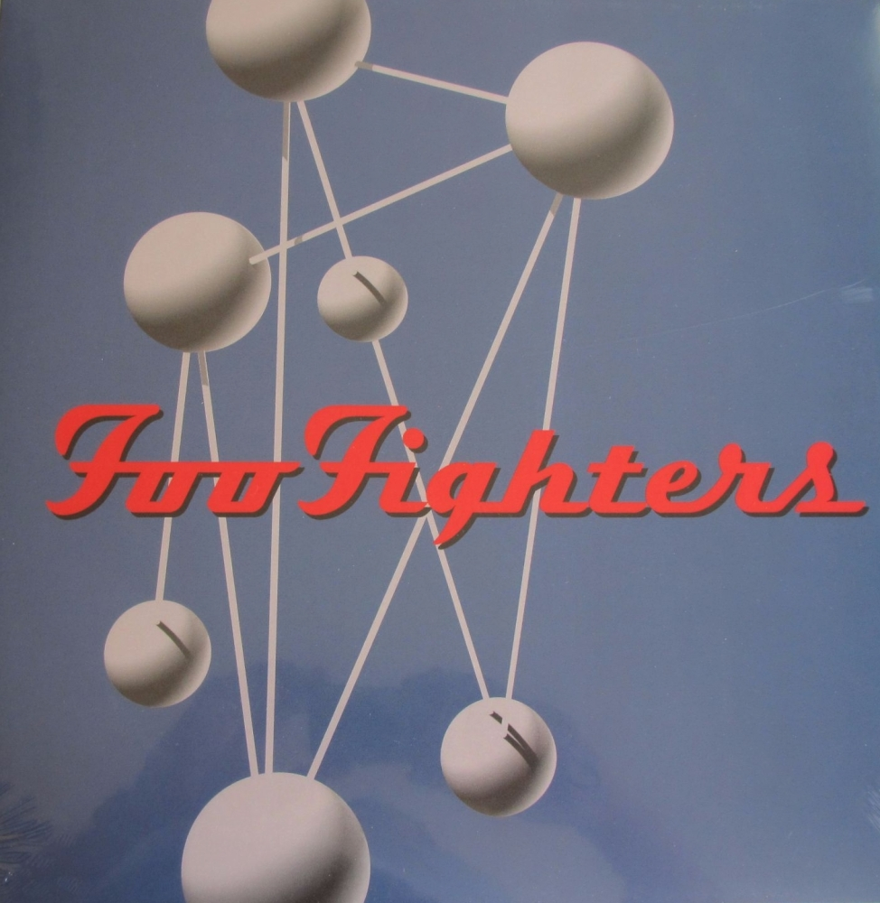 Foo Fighters    The Colour And The Shape   2011  Double Vinyl LP