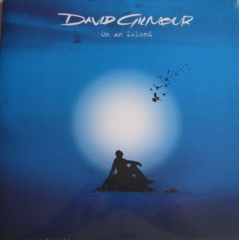 David Gilmour   On An Island    Vinyl LP