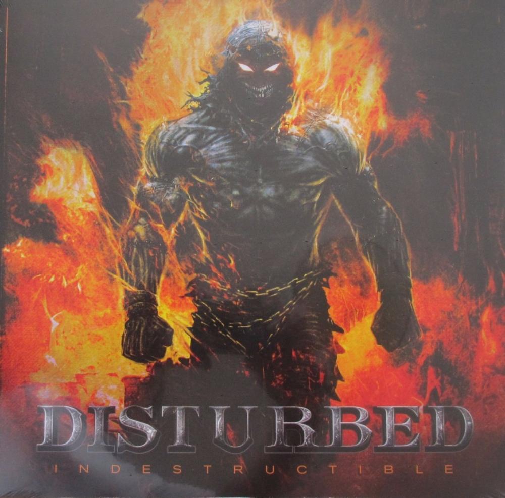 Disturbed      Indestructible    2012 Vinyl LP