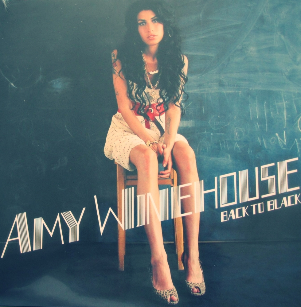Amy Winehouse     Back To Black     Vinyl LP
