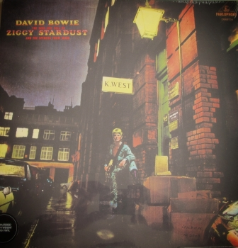 David Bowie  The Rise And Fall Of Ziggy Stardust And The Spiders From Mars  2015 Vinyl LP