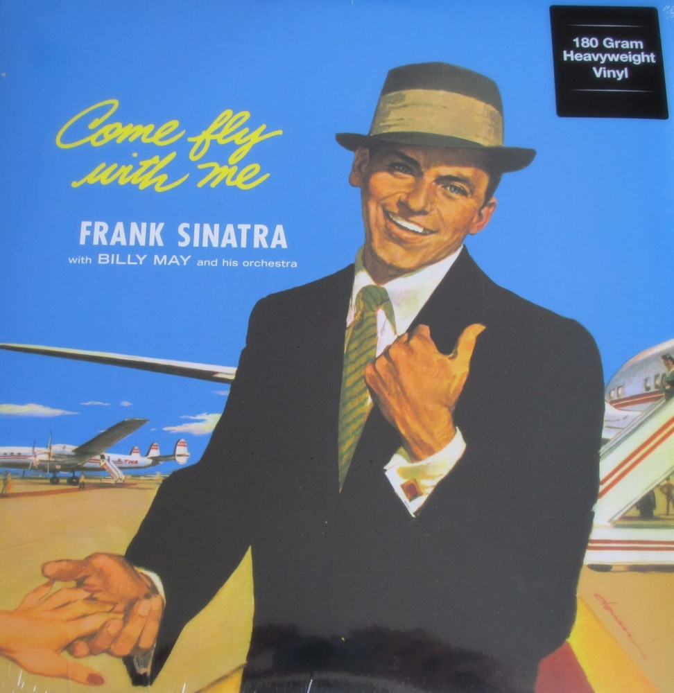 Frank Sinatra With Billy May And His Orchestra   Come Fly With Me      180
