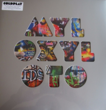 Coldplay      Mylo Xyloto         2011 Vinyl LP