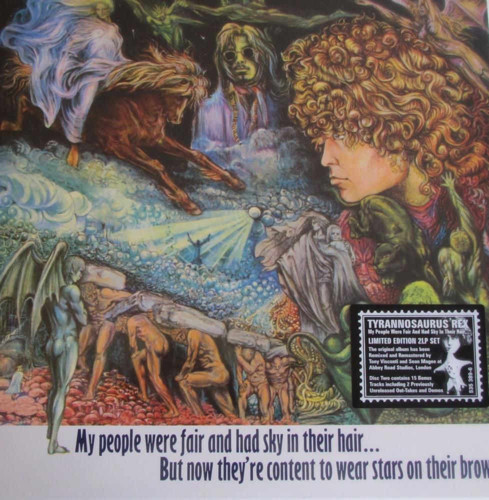 Tyrannosaurus Rex  My People Were Fair And Had Sky In Their Hair 2014 Limit