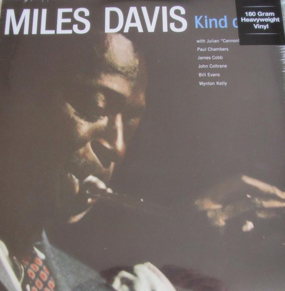Miles Davis     Kind Of Blue       2015    180Gram  Heavyweight  Vinyl LP