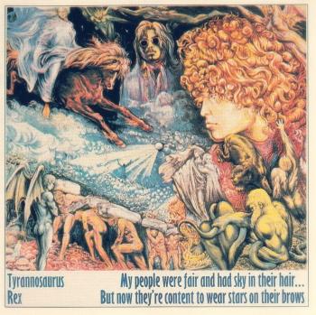 Tyrannosaurus Rex  My People Were Fair     1998 CD