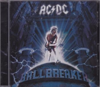 AC/DC      Ballbreaker      2004 CD